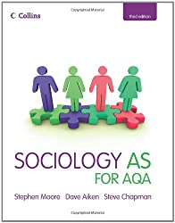 Collins A Level Sociology – Sociology AS for AQA