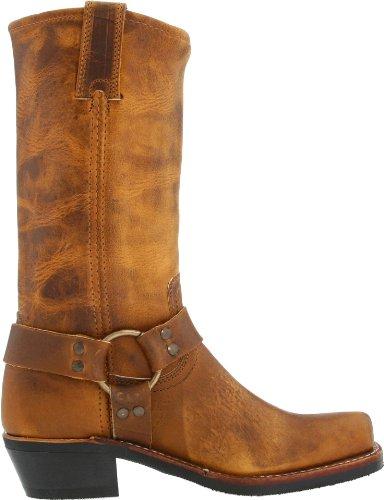 Frye Harness 12R, Boots femme marron foncé