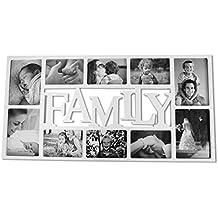 """Portaretratos Tamaño XL """"Family/Familia"""" (73cm x 37cm)"""