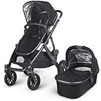 UPPAbaby Vista Pushchair and Carrycot, Jake Black