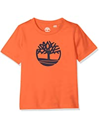 Timberland Boy's manches courtes T-Shirt