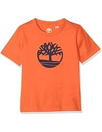 Timberland Manches Courtes, T-Shirt Bambino