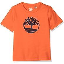 Timberland Manches Courtes, T-Shirt Garçon