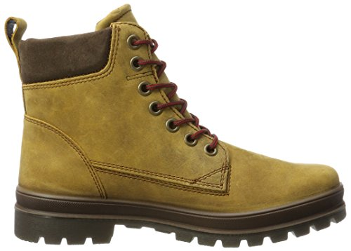 Legero Mens Montana Snow Boots Brown (honey Combi)
