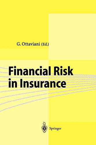 Financial Risk in Insurance