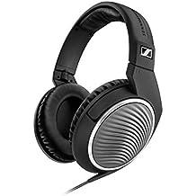 Sennheiser HD471i - Auriculares de diadema cerrados, color negro