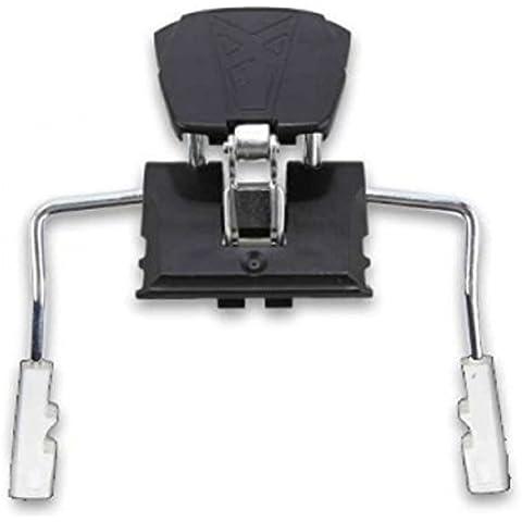 Salomon tutor/Atomic Tracker Unisex y STH2 Ski frenos delete Talla:115 mm