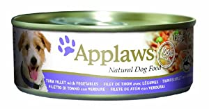 Applaws Dog Tuna with Vegetables 156 g (Pack of 24) by MPMA4