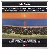 Bartok : Musique cordes, percussion & célesta / Concerto pour Orchestre