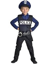 Generique - Kit Policier garçon