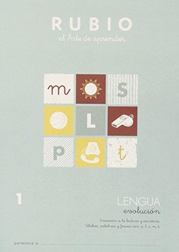 Lengua evolución rubio 1 por Enrique Rubio Polo