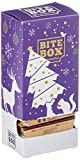 BiteBox Christmas Pack I Snack Geschenkidee Nüsse, Trockenfrüchte und Kekse I 8 gemischte leckere Snacks