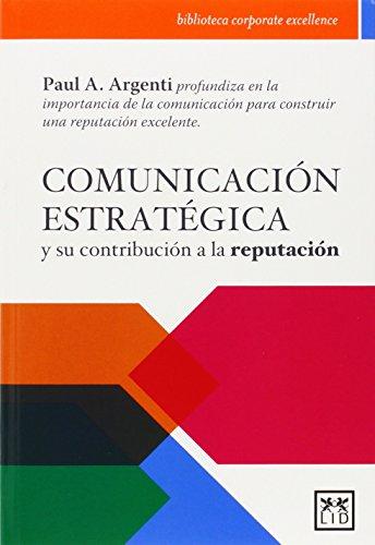 Comunicación estratégica y su contribu...