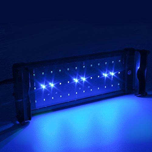 preisvergleich simbr aquarium beleuchtung lampe led aufsetzleuchte willbilliger. Black Bedroom Furniture Sets. Home Design Ideas