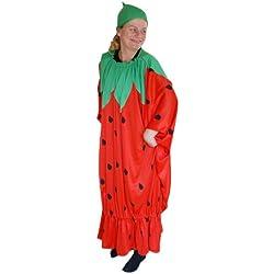 To77 M-XL, Fragola Costume Plus Size Costumi da adulto vestiti di carnevale