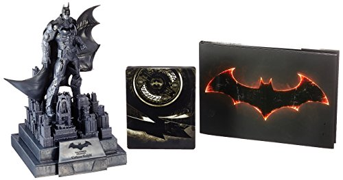 Batman: Arkham Knight - Limited Edition - [Xbox One] (Dunkle Statue)