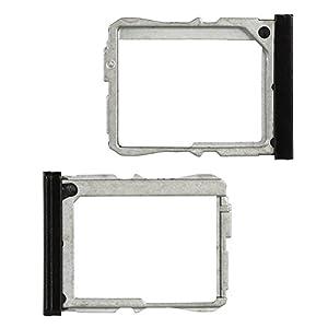BisLinks® Marke Neu SIM Karte Tablett Halter Ersatz Teil Für LG G2 D802 D800 Schwarz