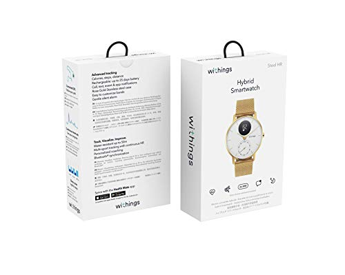 Zoom IMG-3 withings steel hr edizione limitata