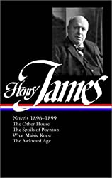 Henry James: Novels 1896-1899 (Library of America)