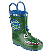 Cotswold Childrens Puddle Boot / Boys Boots (29 EUR) (Crocodile)