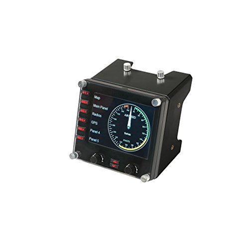 Saitek PRO Flight Instrument Panel (PC) [Edizione: Regno Unito]