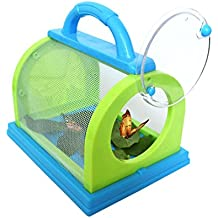 Ashdown Kids Explore Kits Magnifier Insect Feeding Cage Bug Viewer Catcher Children Birthday Gifts