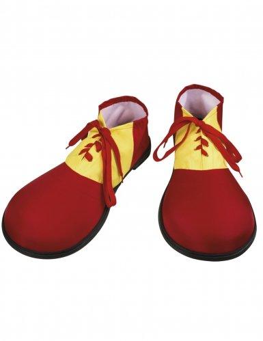 rote-clown-schuhe-fur-erwachsene