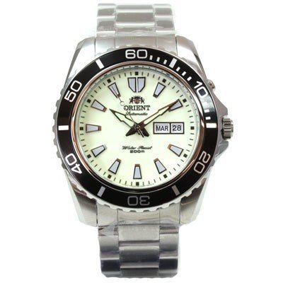 Orient Ray Deep - Reloj de buceo automático para hombre