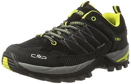 CMP Rigel - Zapatillas de Trekking y Senderismo de Material sintético Hombre
