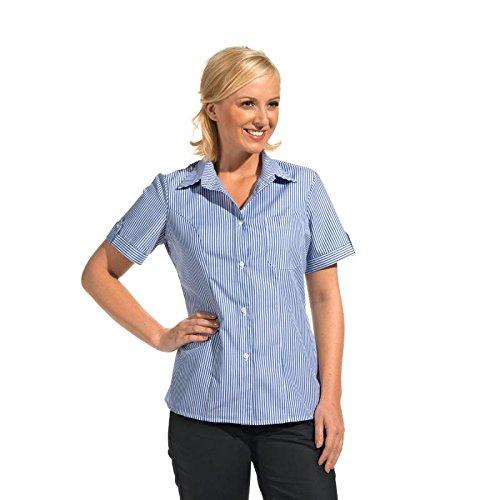 Femme Chemisier manches 1/1 - Bleu brillant