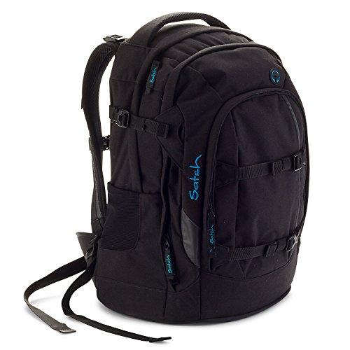 67fd04b8c9 Satch pack Mochila escolar II 48 cm compartimento portátil Black Bounce