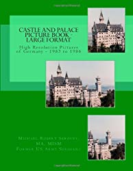 Castle and Palace Picture Book - Large Format