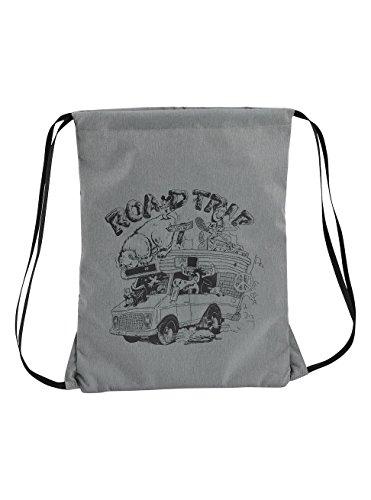 Burton Unisex Cinch Bag Gymbag grey heather
