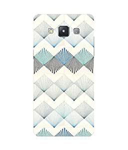 Sketched Geometry Samsung Galaxy A5 Case