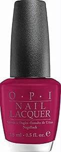 O.P.I Nail Lacquer, Miami Beet, 15ml