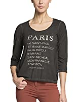 Maison Scotch Damen Langarmshirt 14240850702