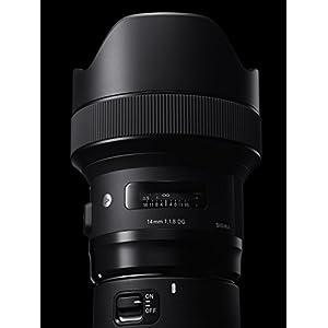 Sigma-14mm-F18-DG-HSM-Objektiv-fr-Canon-Schwarz