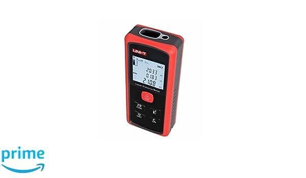 Laser Entfernungsmesser Genauigkeit 0 1 Mm : Silver electronics ut b u entfernungsmesser bis m