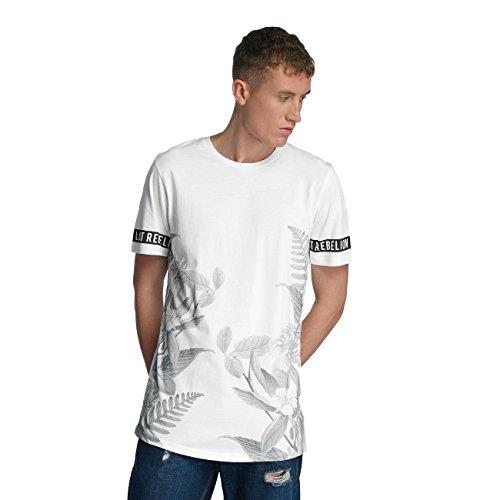 Jack & Jones Herren Oberteile / T-Shirt jorBotanical Weiß
