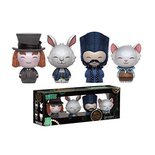 Funko - Figurine Disney - Alice Through The Looking Glass - 4-Pack Exc