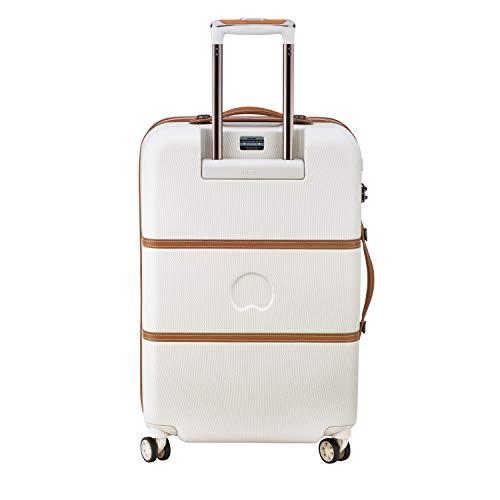 DELSEY PARIS CHATELET AIR Luxus Trolley / Koffer 67cm mit gratis Schuhbeutel und Wäschebeutel 4 Doppelrollen TSA Schloss - 13