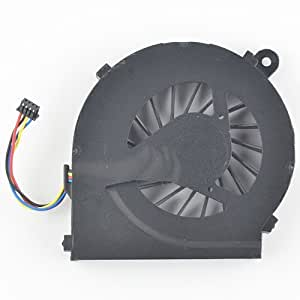 Eathtek® Brand New CPU Cooling Fan for Hp Pavilion G7 G6 G4 Series Laptop 4 Pin 4-wire (Not 3 Wire) Mf75120v1-c050-s9a