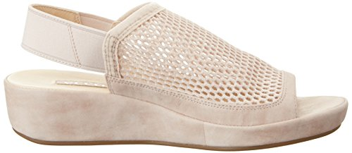Ecco Ecco Tabora 45, Sandales  Bout ouvert femme Pink (50366ROSE DUST/ROSE DUST)