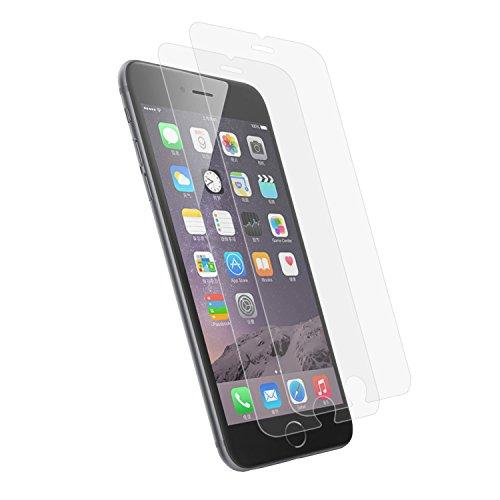 [Lot de 2] Verre Trempé iPhone 6 plus / 6s plus / 7 plus / 8 plus, Tenmangu Verre Trempé écran Protecteur Ultra Résistant pour iPhone 6 plus / 6s plus / 7 plus/ 8 plus