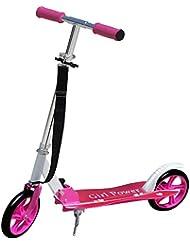 Scooter Roller Tretroller Kinderroller Cityroller Kinder 205mm klappbar Farbwahl