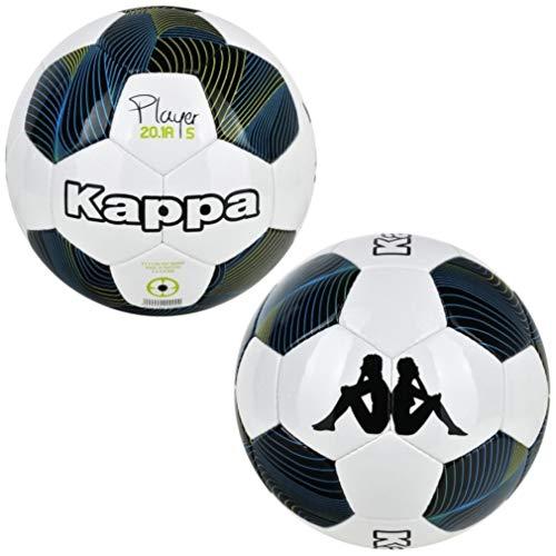 Kappa Unisex Adulto Jugador 20.1A FA Negro Size: 5