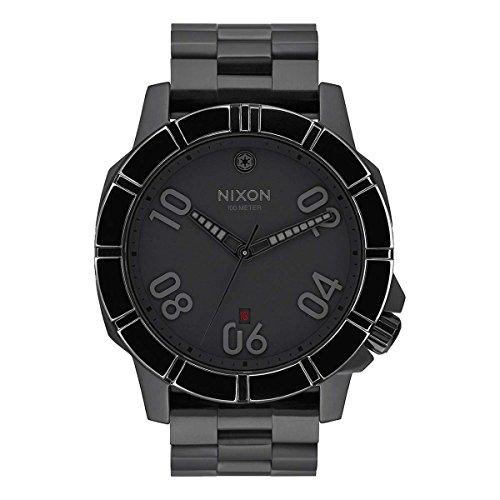 nixon-a506sw2242-0-montre-homme-quartz-analogique-bracelet-acier-inoxydable-noir