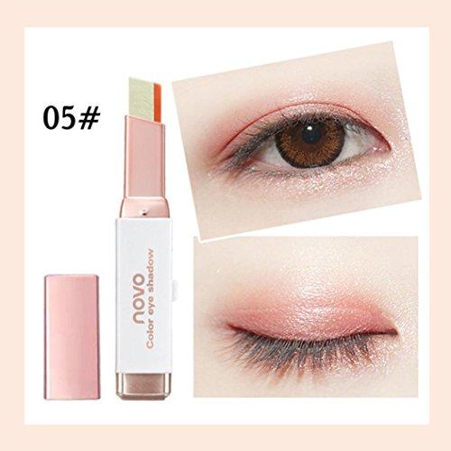 uBabamama Professional Shimmer Glitzer Farbige Lidschatten Kosmetik Make-up Glow Lidschatten Eye Shadow Pen -
