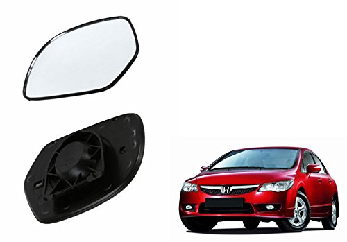 speedwav car rear view side mirror glass right-honda civic Speedwav Car Rear View Side Mirror Glass RIGHT-Honda Civic 41BKqD3QycL