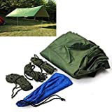 SLB Works Portable 3-4 Person Lightweight Camping Tent Waterproof Tarp Rain She